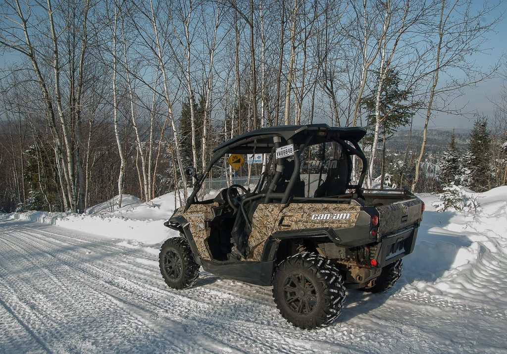 Safety Tips for Winter Off Roading | RV Insurances